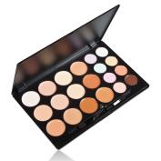 Vnfire Professional Cosmetics Makeup 20 Colour Cream Concealer Camouflage Palette