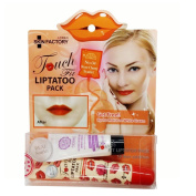 Skinfactory Touch Fit Lip Tattoo Pack Rose Cherry Scarlet