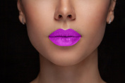 Corporate Chic Matte Purple Lipstick