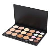 Vnfire 20 Colours Face Cream Camouflage Concealer Makeup Cosmetic Palette Kit