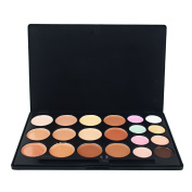Vnfire Mix 20 Colours Concealer Camouflage Foundation Makeup Palette Contour Face Contouring Kit
