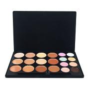 Vnfire Mix 20 Colours Concealer Camouflage Foundation Makeup Palette Contour Face Contouring Kit