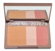 2015 NEW NAKED, Urban Brand Makeup Blush, Flushed Blusher , Bronzer & Highlighter & Blush 3 Diff Colour