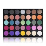 Morphe Brushes 35U 35 Colour Multi Colour Shimmer Eyeshadow Palette