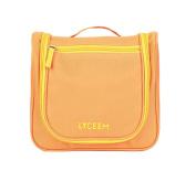 LYCEEM Colour Collision Hanging Toiletry Travel Bag Organiser
