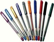 Xtra Sparkle Glitter Gel 10 Colours Xtra Sparkle Gel Pen by Flair