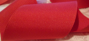 Grosgrain Ribbon 5.7cm Wide - *Cranberry Red* - 10 Yds