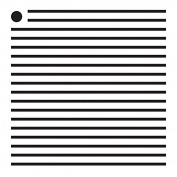 0.2cm Thin Stripes Mini Pattern Stencil - 10cm x 10cm