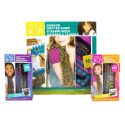 Style Me Up Fashion Knitted Scarf Collection