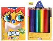 Home Office U.D. - Art Supplies Bulk Painting Coloured Pencils Drawing for Kids 36 Count