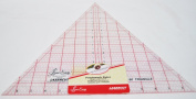 Sew Easy 60 Degree Triangle Patchwork Ruler NL4173