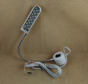 1 Piece Sewing Machine 20 LED Light Lamp with Magnetic Mounting