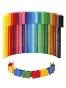 20 Colour Connector Pens FABER CASTELL