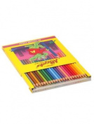FABER CASTELL 24 Coloured Pencil Alligator