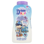 D-nee Kids Grapes & Blueberry Ice-cream Scent Baby Powder 200g