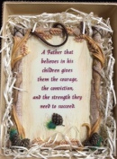 Fathers Day Plaque By Enesco