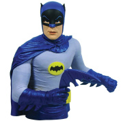 DC Comics Batman 1966 Bust Piggy Bank Based on The 1966 Adam West TV Series