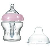 Mumlove BPA Free Natural Polypropylene Newborn Sensitive Temperature Feeding Bottle, 150ml