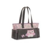 Baby Boom Owl Nappy Bag Tote