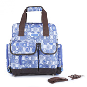 Smallt Multifunction Nappy Tote Bags Baby Nappy Bag Larger Capacity Mummy Handbag Backpack