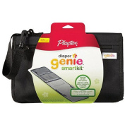 Nappy Pad Baby Changing Station, Playtex Nappy Genie Smart Kit a Perfect Portable Infant Changing Pad