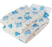 ABDL Blue Adult Nappies