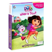 Dora The Explorer and Friends Busy Book
