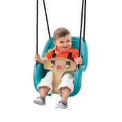 Step2 Infant To Toddler Swing Blue,- ABC Spell