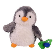 RaZ Baby Raz Buddy Teether and Teether Cosy - Ethan Penguin by Raz Baby