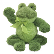 North American Bear Company Mammas and Babies Rattle, Frog
