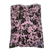 ITZY RITZY WBM8039 PINK/BROWN N FLORAL WET BAG M