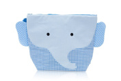 Nikiani Forever Young Collection Wet Bag & Backpack - Charlie Blue Elephant