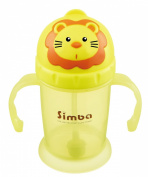 Simba Flip-it Straw Sippy Cup 240ml
