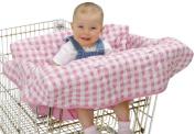 Babe Ease Original Clean Shopper, Pink Gingham