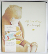 Hallmark BBA7039 All The Ways I'm Loved 5-year Memory Book