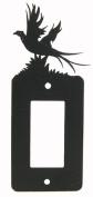 Pheasant GFI Rocker Light Switch Plate Cover
