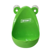 Boys Urinal Potty Traing Kit Potty Colour Green