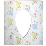 Neat Solutions Potty Topper Disposable Toilet Seat Cover, Sesame Street