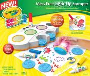 Crayola Colour Wonder Light Up Stamper