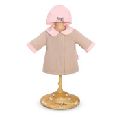 Corolle Christmas Tales Coat Baby Doll, 36cm