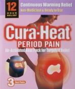 Udg Ltd Otc Edi Cura-Heat Period Pain 3