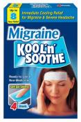 Kool N Soothe Migraine Cooling Pads