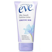 Summer's Eve Silky Smooth Feminine Lotion SENSITIVE SKIN Fragrance-Free