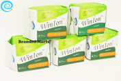 120 pads Pantiliner WinIon Anion Winalite Sanitary Napkin without wing daily
