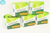 120 pads Pantiliner WinIon Anion Winalite Sanitary Napkin without wing daily