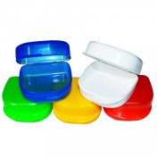 COTISEN Denture Sanitary Storage Denture Boxes Healthy