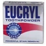 Eucryl Toothpowder Original Flavour 50G