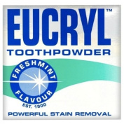 Eucryl Toothpowder Freshmint - Pack Of 4