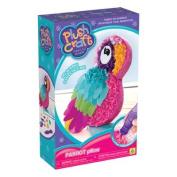Plushcraft Parrot Pillow