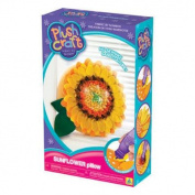Plushcraft Sunflower Pillow